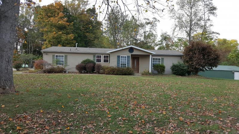 1318 Crawford rd. West Union Oh. 45693